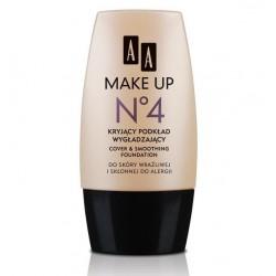 AA Make Up Kryjący podkład wygładzający No 4 30 ml