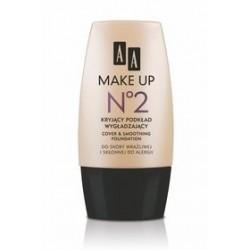 AA Make Up Kryjący podkład wygładzający No 2 30 ml