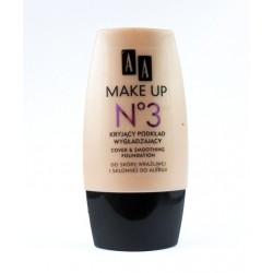 AA Make Up Kryjący podkład wygładzający No 3 30 ml
