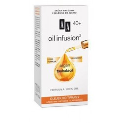 AA Oil Infusion 40+ Olejek do twarzy intensywne odżywienie + elastyczność 15ml
