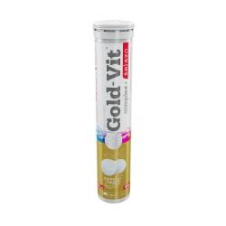 Gold - Vit complex + żelazo 20 tabletek musujących