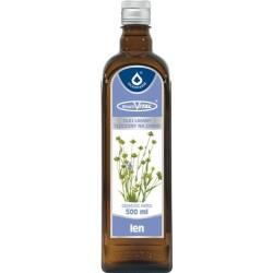 LinumVital olej lniany tłoczony na zimno 500ml