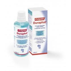 Colgate Duraphat 500ppm Płyn do płukania jamy ustnej z wysoką zawartością fluoru 400ml