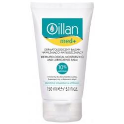 Oillan Med+ Dermatologiczny balsam nawilżająco-natłuszczający 150ml