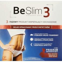 Be Slim 3 tabletki 90tabl. (3 x 30tabl.)