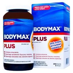 Bodymax Plus tabletki 200 tabl.