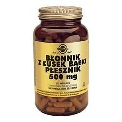 Błonnik z łusek Babki Płesznik 500mg kapsułki 200kaps.