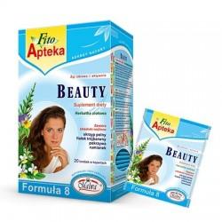 Beauty Formuła 8 saszetki w kopertach aluminiowych po 2g 20sasz.