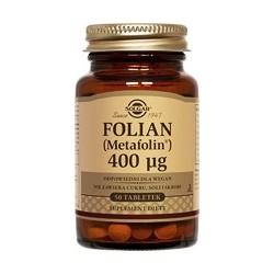 Folian (Metafolin®) 400 µg  tabletki 50tabl.