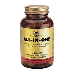 All-In-One tabletki 100tabl.
