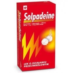 Solpadeine tabletki musujące 12 tabl.