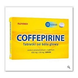 Coffepirine tabletki 12 tabl.