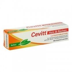 Cevitt Gardło Szałwia tabletki do ssania 20tabl.