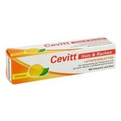 Cevitt Gardło Cytryna  tabletki do ssania 20tabl.