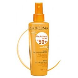 Bioderma Photoderm MAX Spray SPF 50+ Spray ochronny 200ml