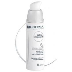 Bioderma White Objective Serum na noc redukujące przebarwienia 30ml