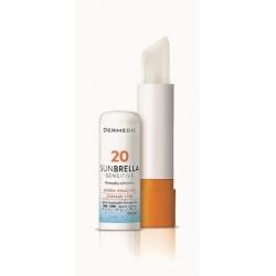 Dermedic Sunbrella Sensitive Spf 20 Pomadka ochronna 1 szt.