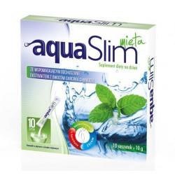 Aqua slim mięta saszetka 10 szt.