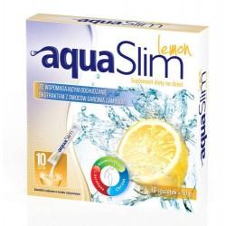 Aqua slim lemon saszetka 10 szt.