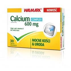 Calcium Complex 600mg tabletki 30tabl.