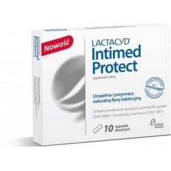 Lactacyd Intimed Protect kapsułki 10 kaps.