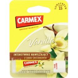 Carmex Vanilla balsam do ust w sztyfcie 1szt.