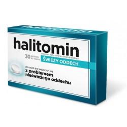 Halitomin tabletki do ssania 30tabl.