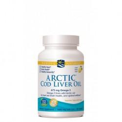 Arctic Cod Liver Oil kapsułki 90 kaps.