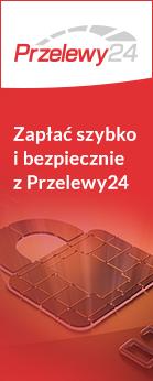 Zapłać szybko za pomocą Przelewy24